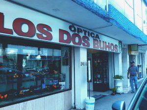 """Óptica """"Los Dos Buhos"""""""