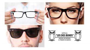 Gran variedad de armazones, micas, anteojos, lentes de sol y demás productos para el cuidado de su vista.